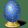 La poule au chocolat Egg-icon