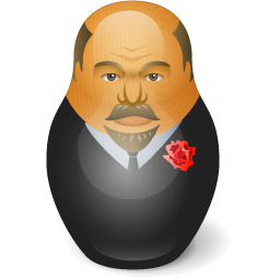 Lenin icon