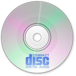 audio disk icon must have iconset visualpharm