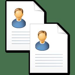 Copy v2 icon