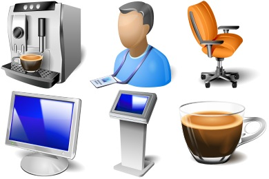 Office Space Icons