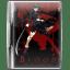 Blood-vampire icon