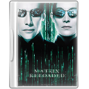 Matrix reloaded icon