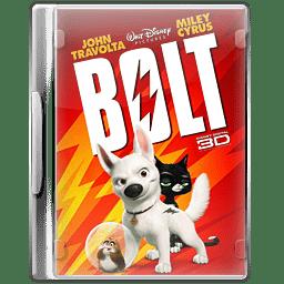 Bolt walt disney icon