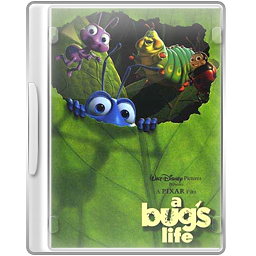 bugs life walt disney icon