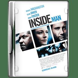 Inside man icon