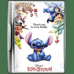 Lilo and stitch walt disney icon
