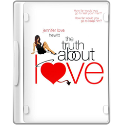 The truth about love icon