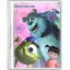 Monsters-inc-walt-disney icon