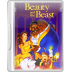 Beauty-beast-walt-disney icon