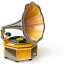 phonograph icon