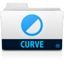 Curve folder icon