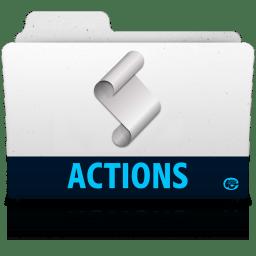 Action folder icon
