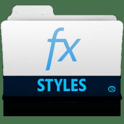 Fx folder icon