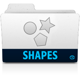 Shapes folder icon