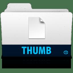 Thumb folder icon
