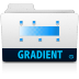 Gradient-folder icon