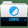 Curve-folder icon