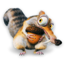 Ice Age Scrat icon