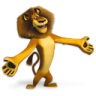 Madagascar-Alex icon