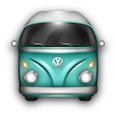 VW Bulli Blue icon