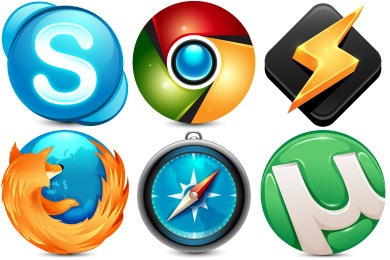 3D SoftwareFX Icons