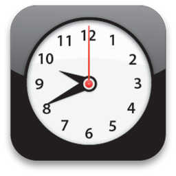 Uhr icon png  Clock Icon | openPhone Iconset | Walrick