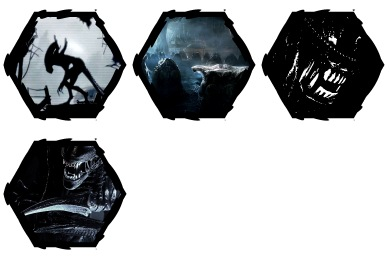 Aliens Colonial Marines Icons