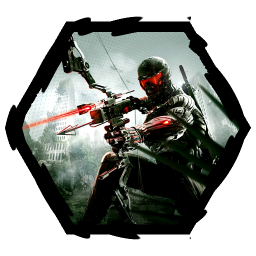 Crysis 3 1 Icon Crysis 3 Iconset We4ponx