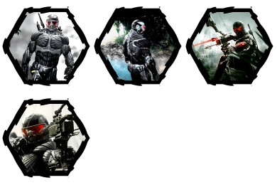 Crysis 3 Icons