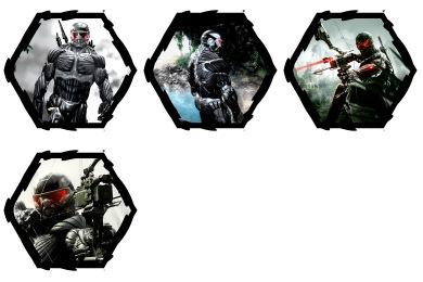 Crysis 3 Icons