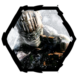 Dead space 3 3 icon | dead space 3 iconset | we4ponx.