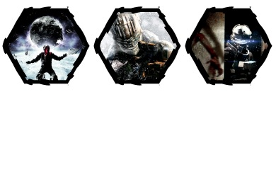Dead Space 3 Icons