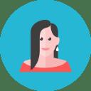Woman 9 icon