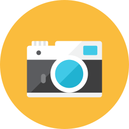 Camera Front icon