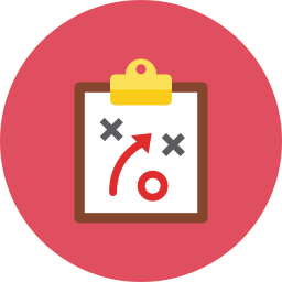 Clipboard Plan icon