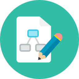 Mind Map Paper icon
