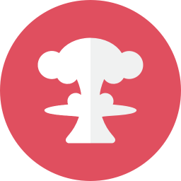 Nuclear Mushroom icon