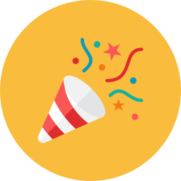 Party Poppers icon