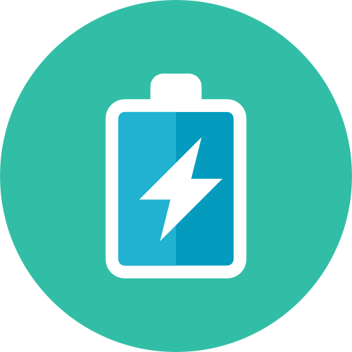 Battery Charging Icon | Kameleon Iconset | Webalys