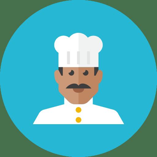 Chef 2 Icon Kameleon Iconset Webalys