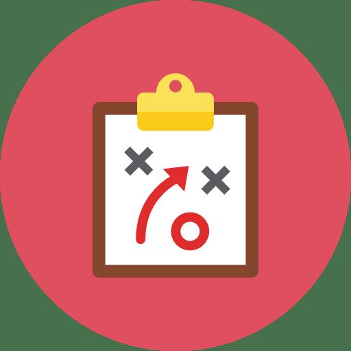 Clipboard-Plan icon