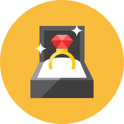 Engagement-Ring icon