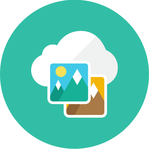 Images-Cloud icon