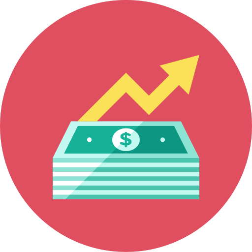 Money Increase icon