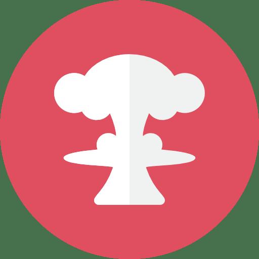 Nuclear-Mushroom icon