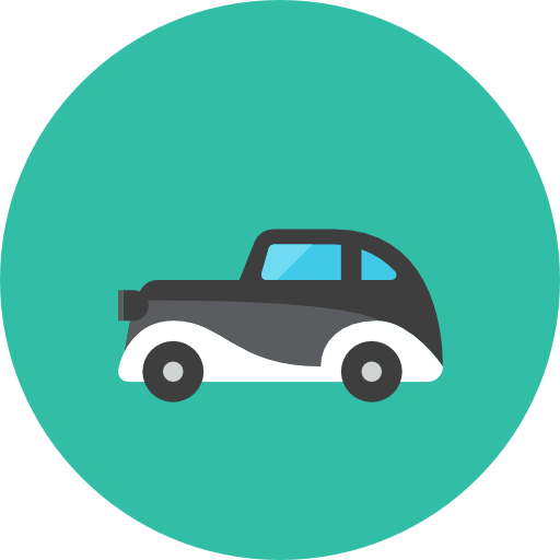 Old-Car-2 icon