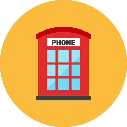 Phone-Booth icon