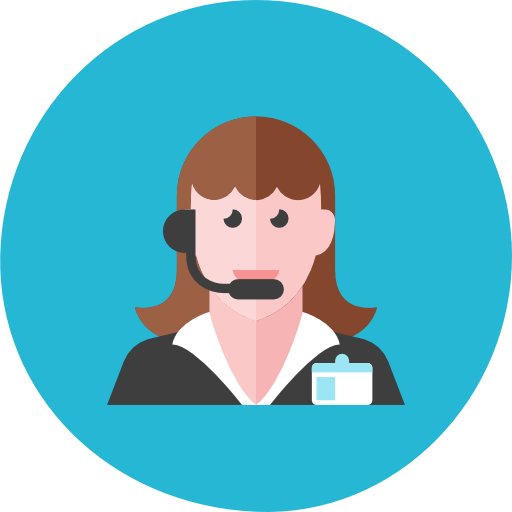 Telemarketer Woman 2 icon