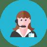 Telemarketer-Woman-2 icon